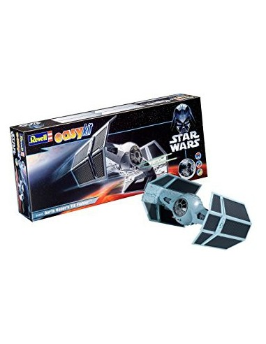 Easy Kit Darth Vader´s TIE Fighter
