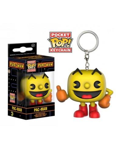 Llavero Pop Pac Man