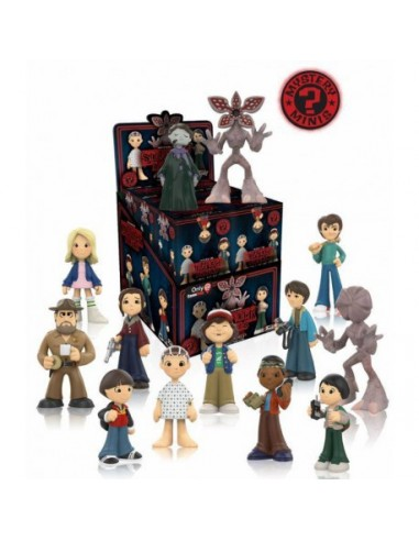 Mystery Minis Stranger Things