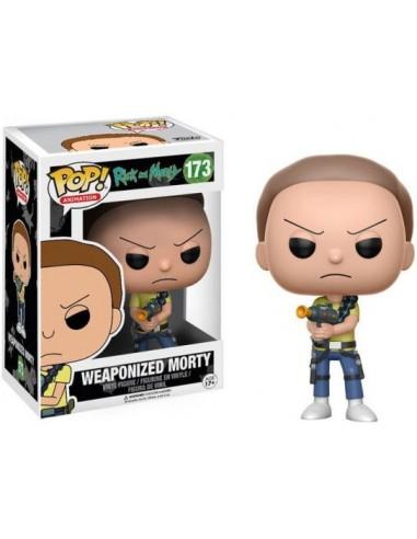 Pop Morty Armado. Rick y Morty