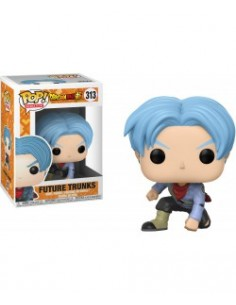 Pop Trunks del Futuro. Dragon Ball Super