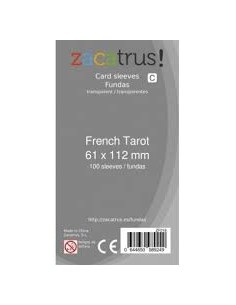 Zacatrus French Tarot 61x112