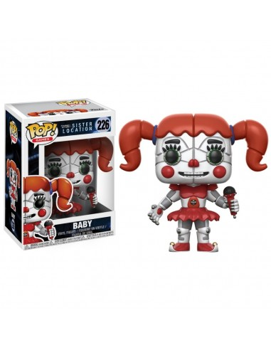 Pop Baby. Five Nights at Freddy's