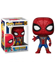 Pop Iron Spider. Los Vengadores