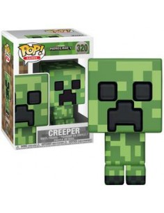 Pop Creeper. Minecraft