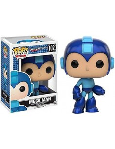 Pop Mega Man. Megaman