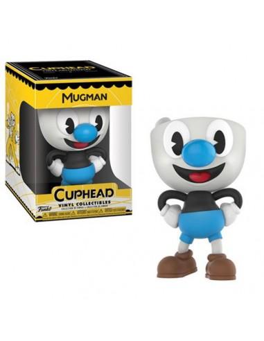 Vinyl Collectibles Mugman. Cuphead