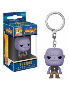 Llavero pop Thanos. Infinity War