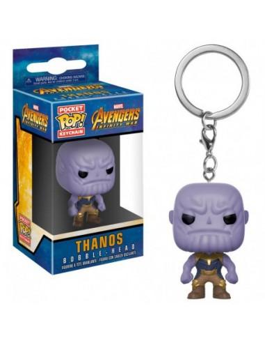 Llavero pop Thanos. Infinity War