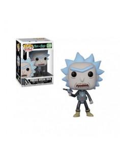 Pop Prision Escape Rick
