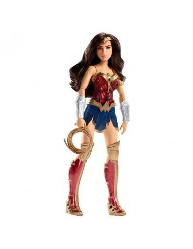Muñeca Articuada Wonder Woman (Equipo de Batalla)
