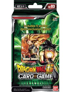 (Preorder) Dragon Ball Super TCG Starter Dark Invasion