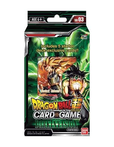 (Preorder) Dragon Ball Super TCG Starter Dark Invasion