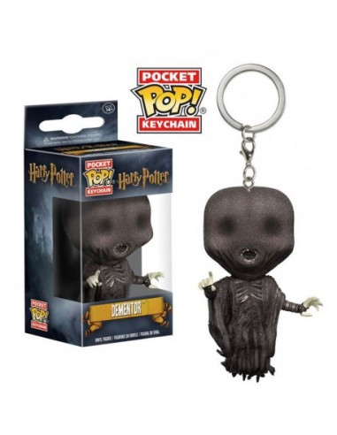 Llavero Pop Dementor Harry Potter