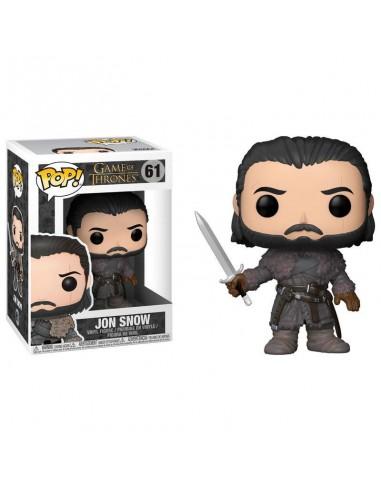 Fuko. Pop. Jon Snow Más Allá del Muro