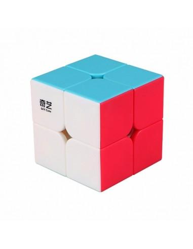 Qiyi 2x2x2 Stickerless Qishi