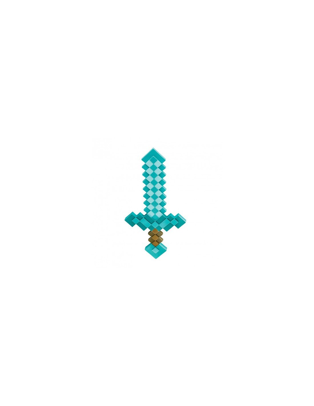 Espada De Diamante Minecraft Padis