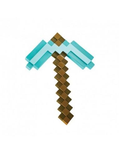 Pico de Diamante. Minecraft