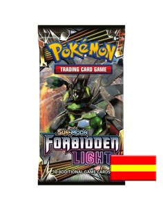 Pokemon Sol y Luna Luz Prohibida: Sobre