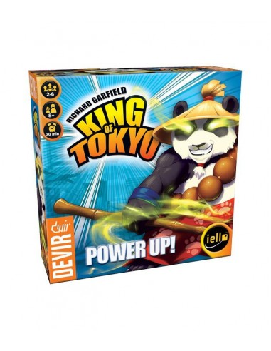King of Tokyo Power Up! (Expansion)