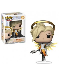 Pop Mercy. Overwatch
