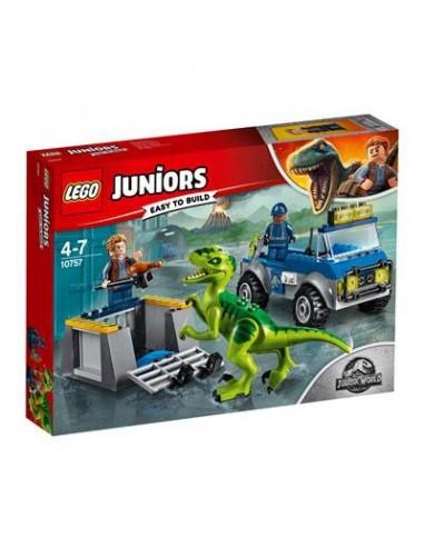 Lego Camión de Rescate del Raptor