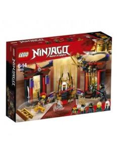 Lego Star Wars Duelo en la Sala del Trono