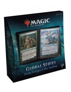Magic Global Series Jiang Yanggu y Mu Yanling
