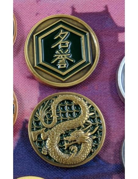 Luxury Tokens. Dragon Clan. Individual.