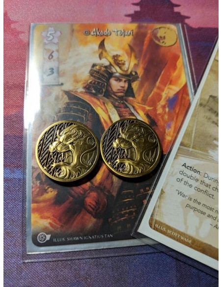 Luxury Tokens. Lion Clan. Individual.