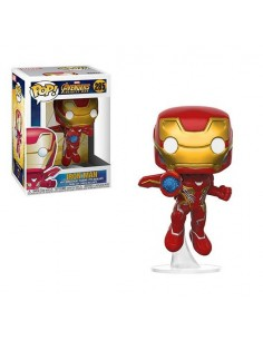 Pop Ironman. Infinity Wars