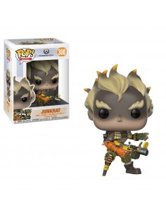 Pop Junkrat. Overwatch