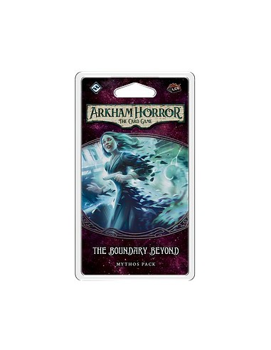 Arkham Horror LCG: 3.2 The Boundary Beyond