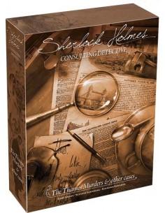 Sherlock Holmes Los Crímenes del Támesis y otros casos.