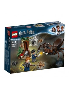 Lego Harry Potter : Guarida de Aragog
