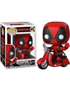 Pop Deadpool Thumb Up. Deadpool