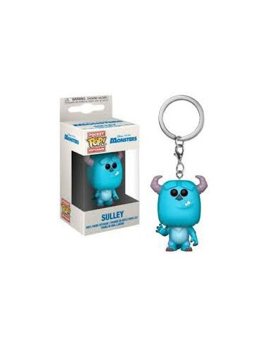 Pop Keychain Sulley. Monsters Disney Pixar