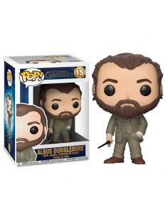Pop Albus Dumbledore. Los crímenes de Grindelwald