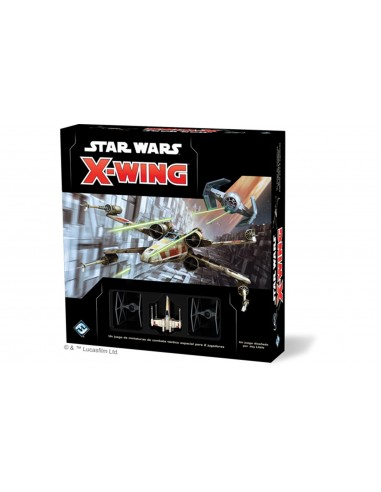 STAR WARS X-WING. Second Edition. Core Set