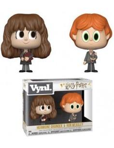 Vynl Hermione Granger y Ron Weasley