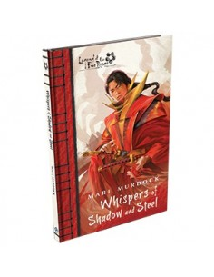 Whispers of Shadow and Steel (Precompra)
