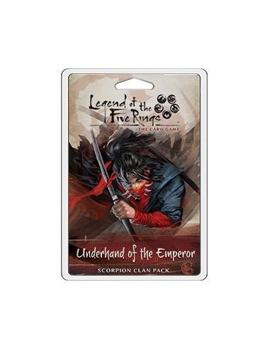 L5R LCG: Underhand of the Emperor (Precompra)