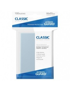 Fundas Ultimate Guard Tamaño Standar (66x93mm) (100)