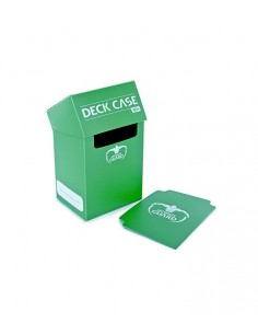 Deck Box Ultimate Guard 80+ Verde