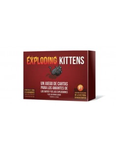 Exploding Kitens (Castellano)