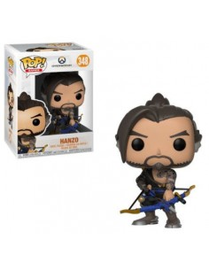 Pop Hanzo. Overwatch