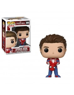 Pop Spiderman sin Mascara. Spider-Man