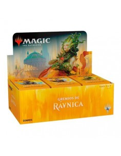 Magic Gremios de Ravnica (15 Cartas) (Castellano)