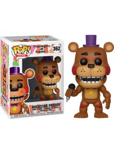Pop Rockstar Freddy. Five Nights at Freddy´s