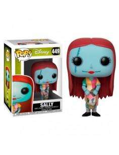Pop Sally. The Nightmare before Christmas